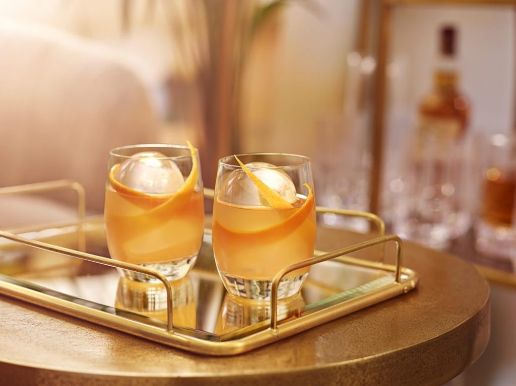 Cocktail con whisky Glenlivet: Valley of the Bees - Drinks&Co