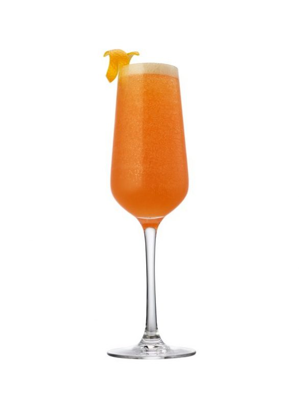 Cocktail con Malfy Gin: Twisted Bellini - Drinks&Co