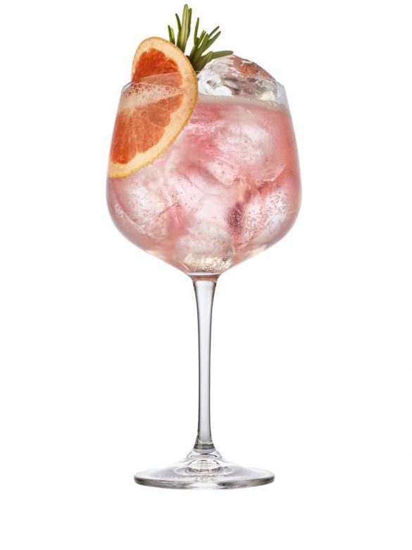 Cocktail con Malfy Gin: Gin Rosa Gin & Tonic - Drinks&Co